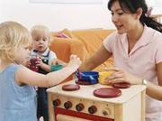 Приходящая няня с педагогическим образованием и опытом работы с детьми