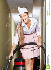 Услуга домработницы